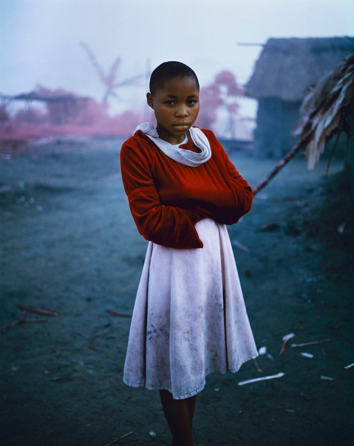 The Enclave, Photographs by Richard Mosse, by Anna O'Sullivan and Jason Stearns (Aperture) © Richard Mosse, CourtesyJack Shainman Gallery, New York