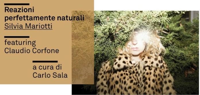 Silvia Mariotti, Reazioni perfettamente naturali