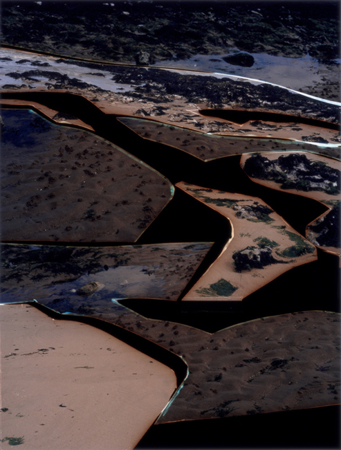 """DAFNA TALMOR Untitled (BR-1414-1), """"Constructed Landscapes II"""" series, 2014"""