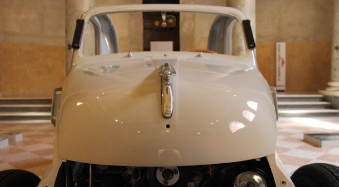 Il padre di Kessels era un appassionato di Fiat Topolino che restaurava come  hobby. Questa è una delle sue macchine che, però, a causa di un ictus, non è riuscito a completare.