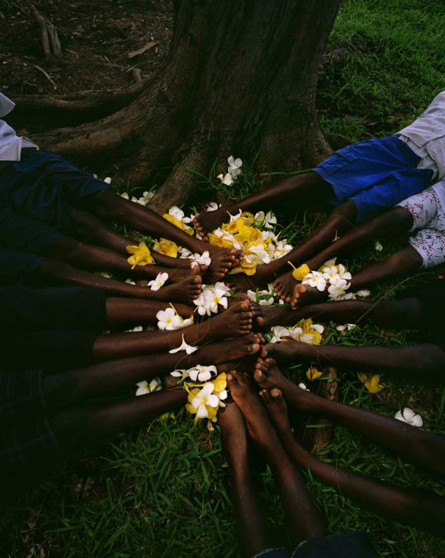 Sons of the Forest, Vanuatu, 2015 © Scarlett Hooft Graafland