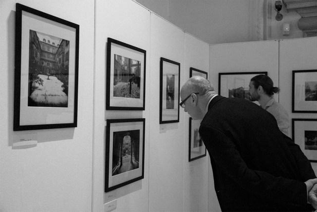 Immagini della mostra e spazio espositivo © Terry Peterle