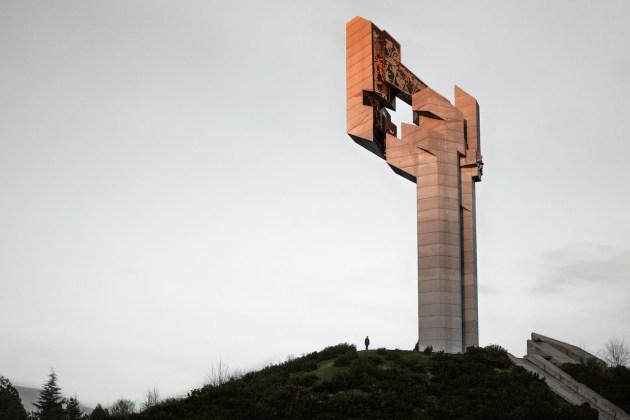Memoriale Defenders of Stara Zagora (Bulgaria) Foto Peter Franc