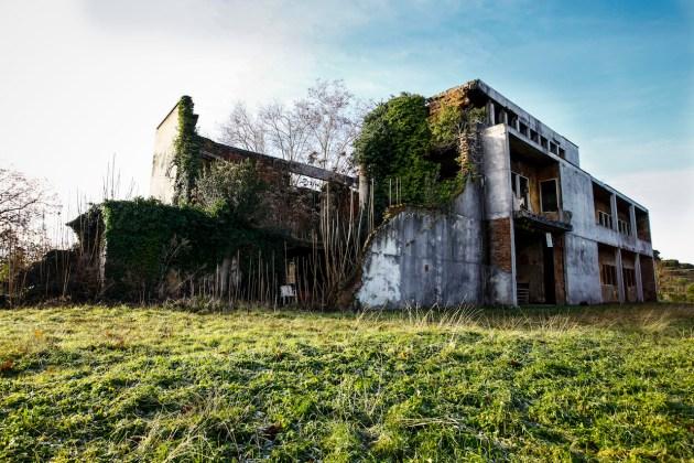 Villa Muggia   Imola (BO) Foto Fabio Gubellini