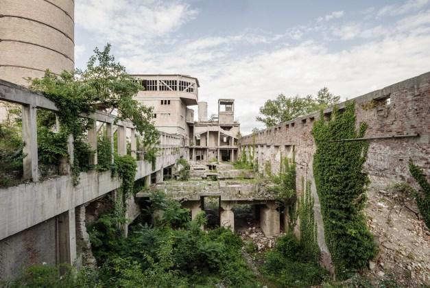 Fabbrica di Cemento (Croazia) Foto: Mirna Pavlovic