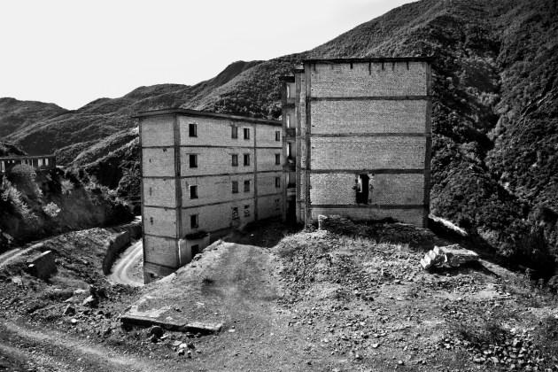 Campo di prigionia di Spaç, Lezhë (Albania) - Foto Nicola Avanzinelli