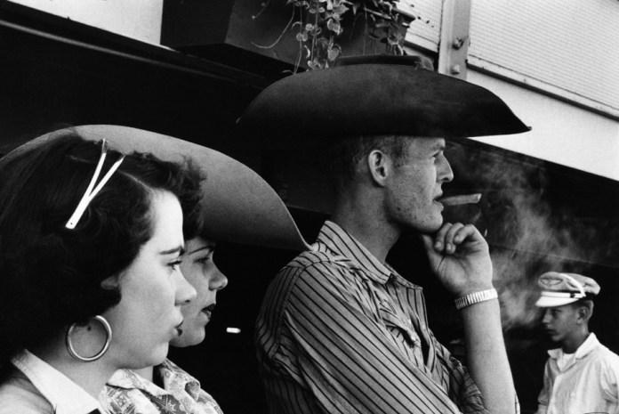 robert-frank-rodeo-detroit-michigan-1955