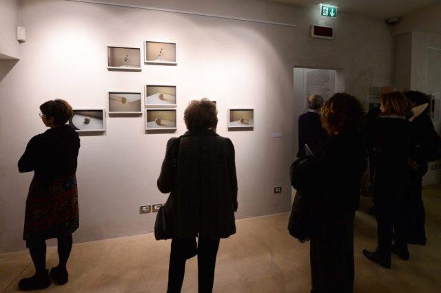Bologna- 27/01/2016 - il fotografo artista israelia Adika presenta la sua mostra di fotografie al Museo Casa Morandi inserita nel circuito Art City di Arte Fiera 2016 (Photo by Roberto Serra / Iguana Press)