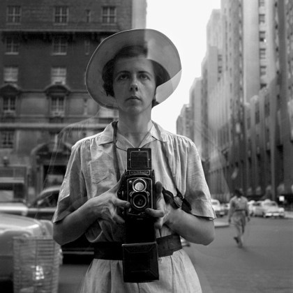 New York, 10 settembre, 1955 © Vivian Maier/Maloof Collection, Courtesy Howard Greenberg Gallery, New York
