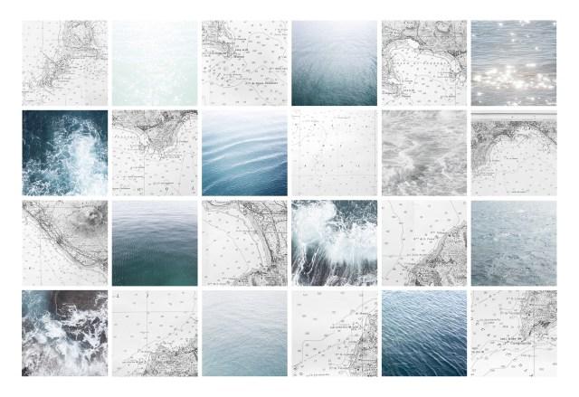 cartografia del mare Ilaria Abbiento