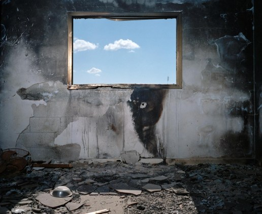 © Heinrich Volkel/ Gaza, 2009/Ostkreuz Museo di Roma in Trastevere