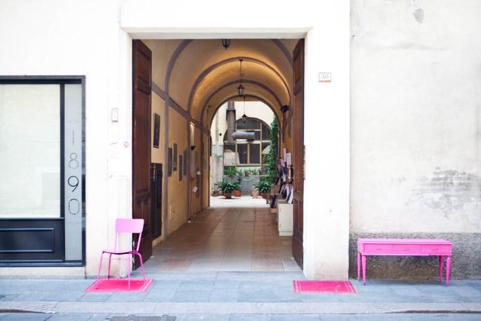 via Roma fotografia europea