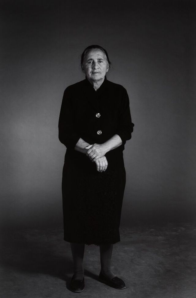 """Shirin Neshat Nazakat,from """"The Home of My Eyes"""" series, 2015 Silver Gelatin Print and Ink 152.4 x 101.6cm (40 x 60 in) Courtesy Written Art Foundation, Frankfurt am Main, Germany"""