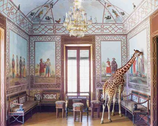 Karen Knorr - Love at First Sight, Palazzina Cinese, Palermo (2017)