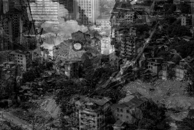 "Tomoko Kikuchi dalla serie ""Endless"", 2017 © l'artista"