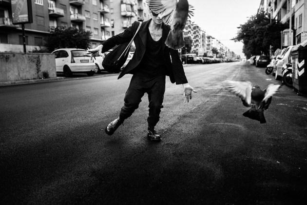 © Gianluca Abblasio, Io sono Dario