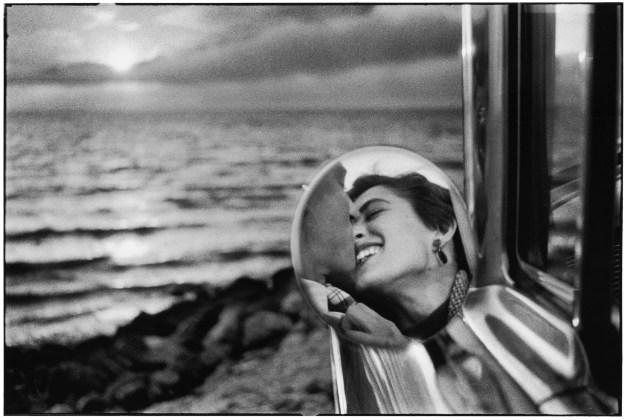 USA. California. 1956. © Elliot Erwitt / Magnum Photos