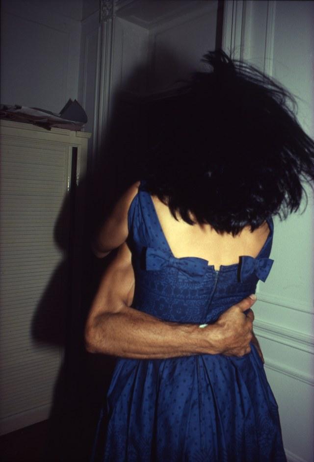 Nan Goldin - The Hug, NYC 1980