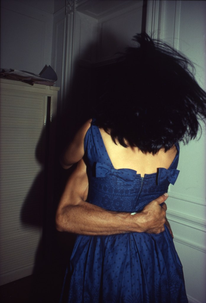Nan Goldin - The Hug, NYC 1980