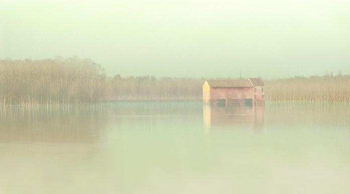 Riccardo Varini, fiume Po