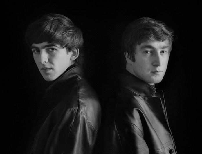 I Beatles ritratti da Astrid Kirchherr