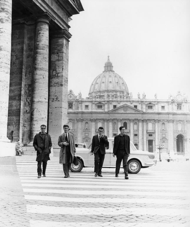 Roma nella collezione del Royal Institute of British Architects