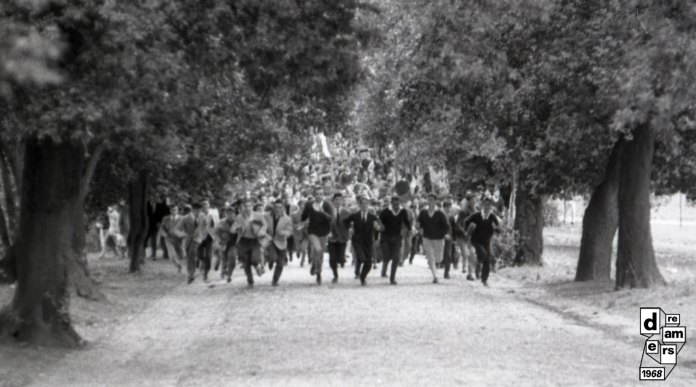 Dreamers mostra 1968