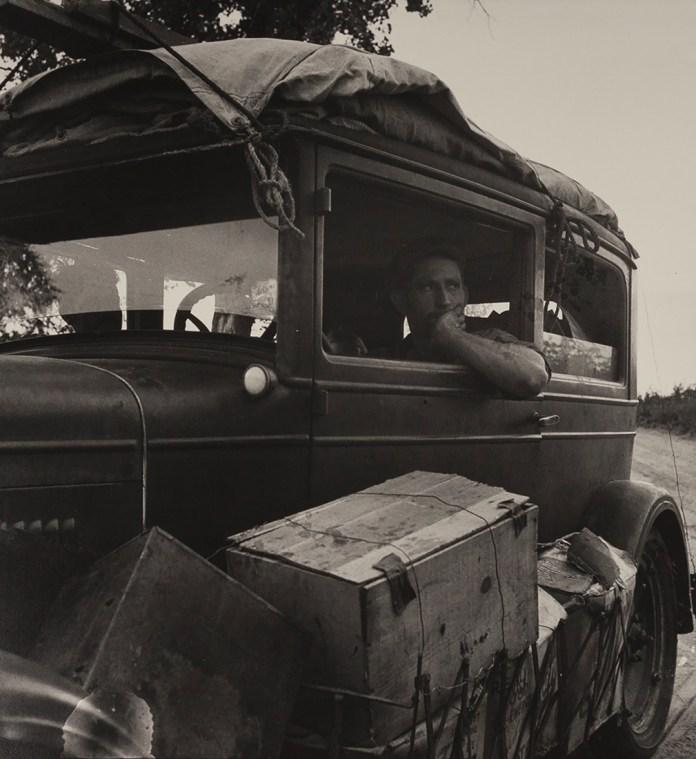 Dorothea Lange jeu de paume
