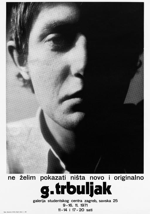 Goran Trbuljak mostra bologna