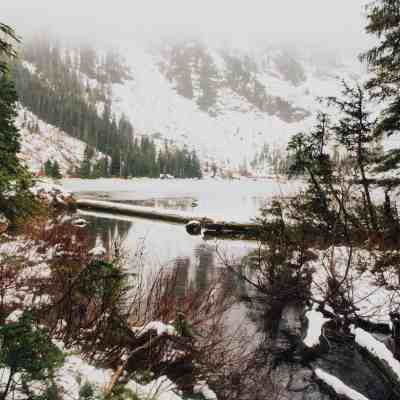 Heather Lake – A Quick Morning Hike