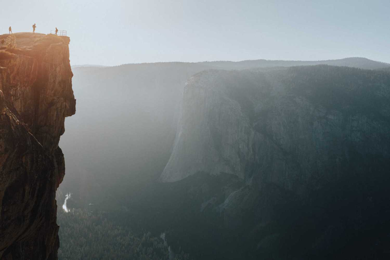 Taft Point, Yosemite National Park - TheMandagies.com @themandagies
