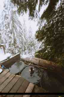 Scenic Hot Springs Washington