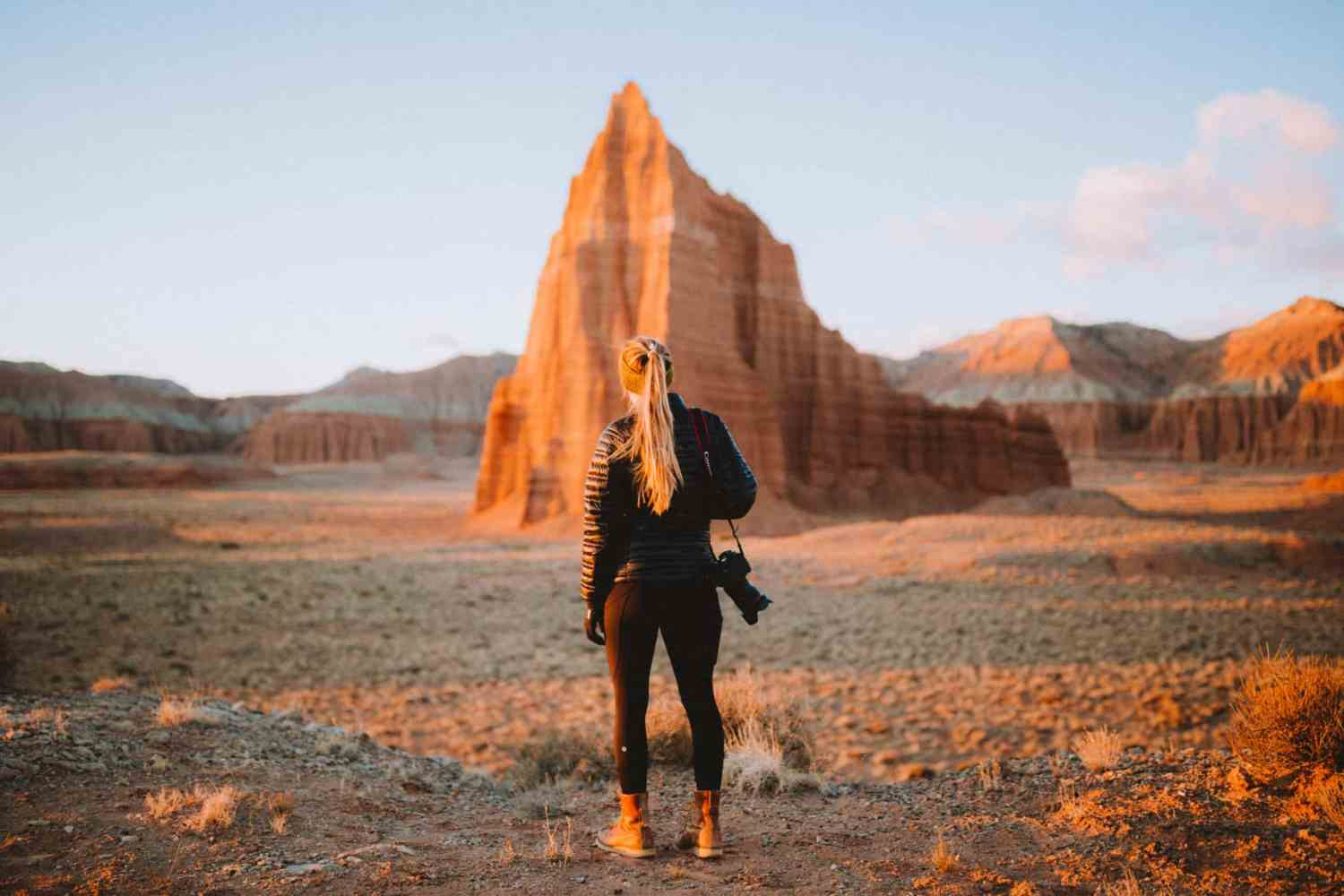 American Southwest road trip stops - Capitol Reef National Park