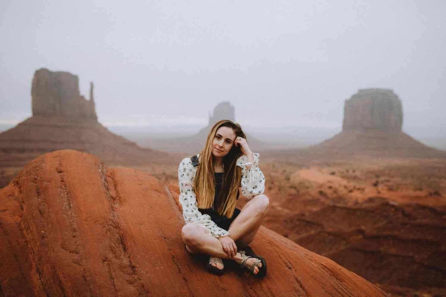 American Southwest road trip stops - Monument Valley