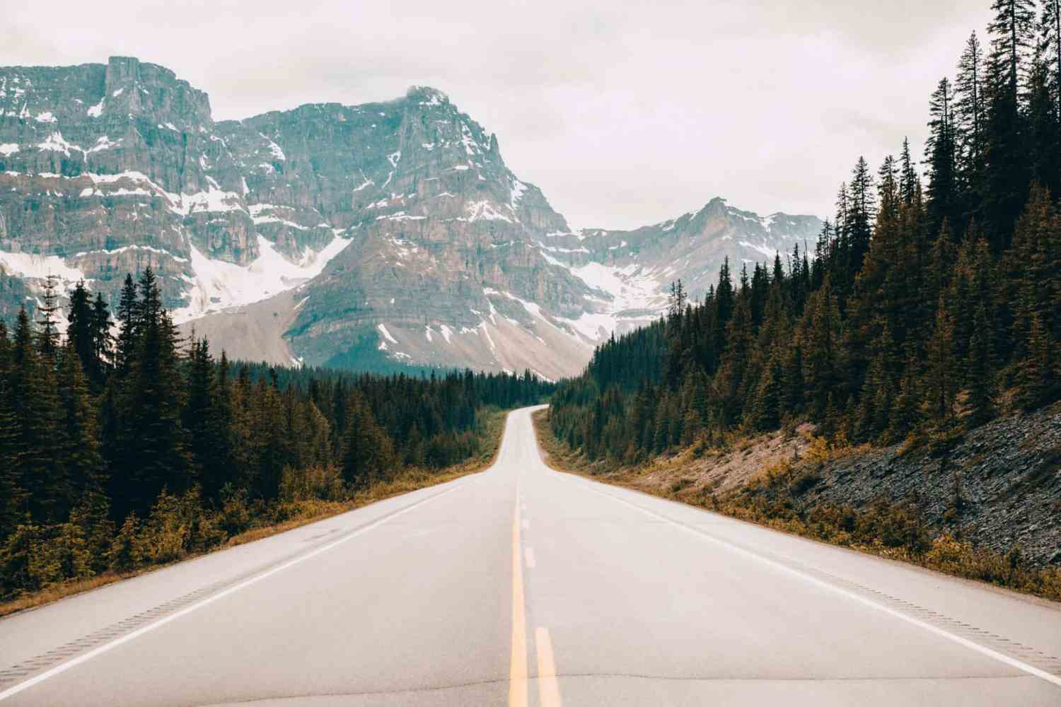 Photo Spots In Jasper National Park - Icefields Parkway