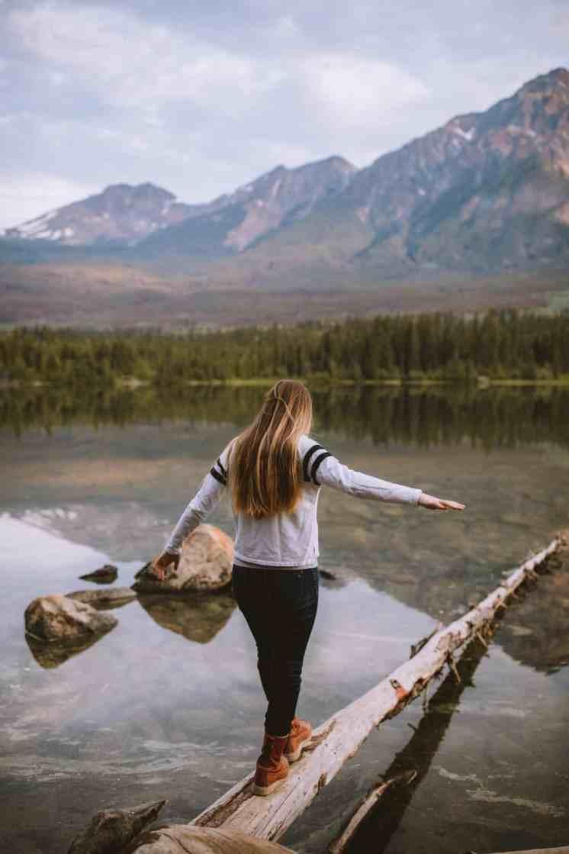 Photo Spots In Jasper - Pyramid Lake
