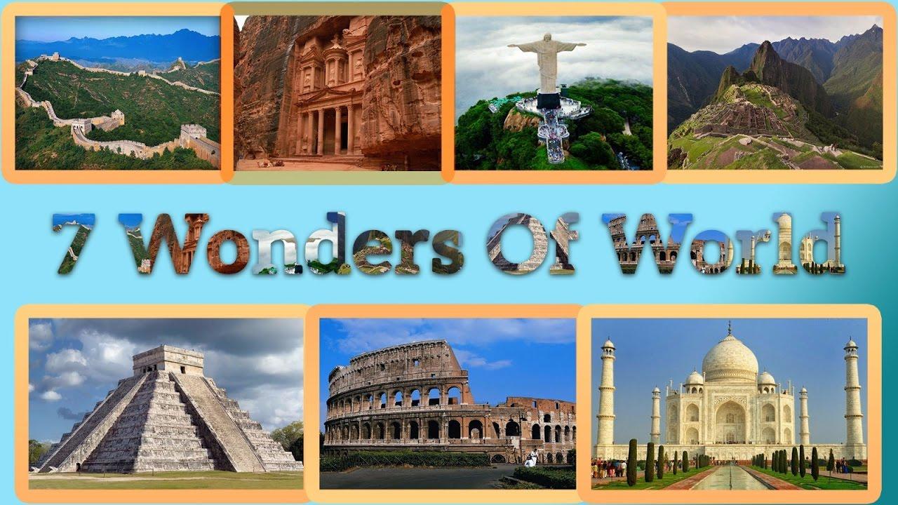 new 7 wonders of