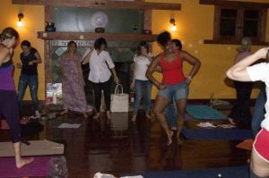 Dancing is so so good for your soul!