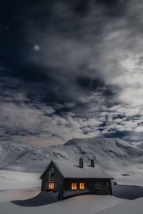 mid winter night