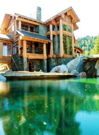 large cabin