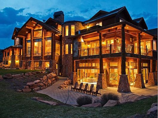 large luxury home