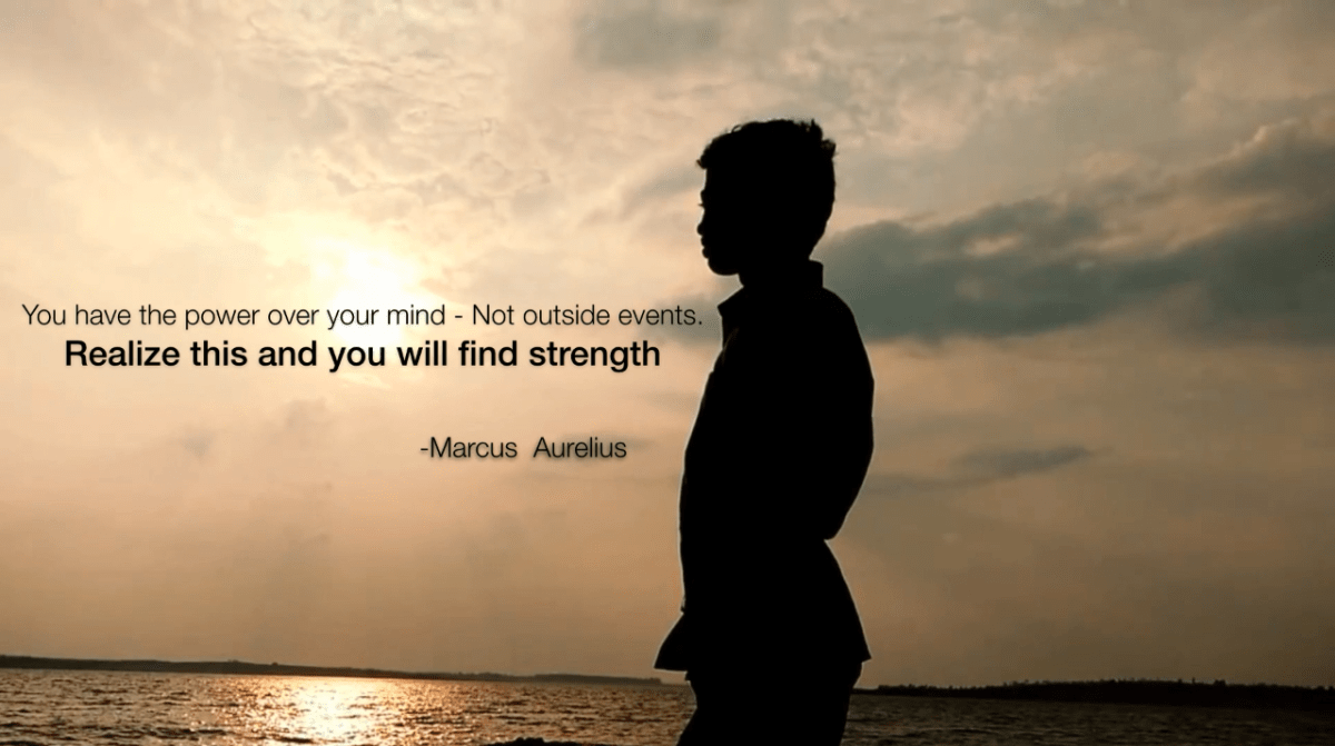 you will find strength
