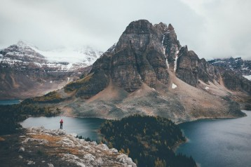 awe inspiring view