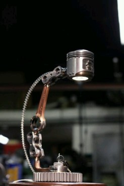 industrial lamp design