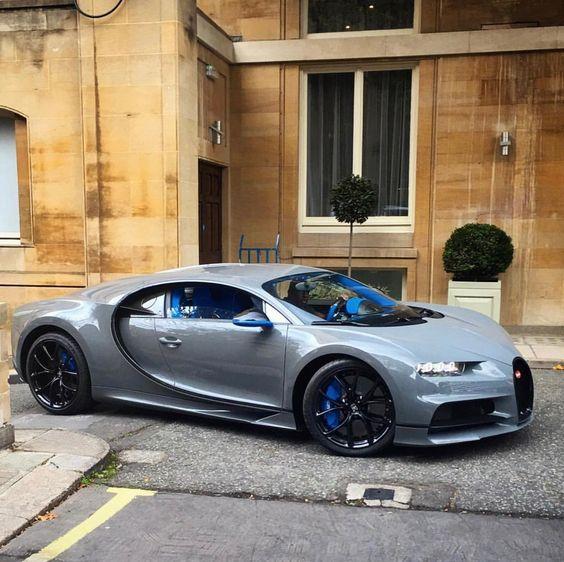 bugatti gray