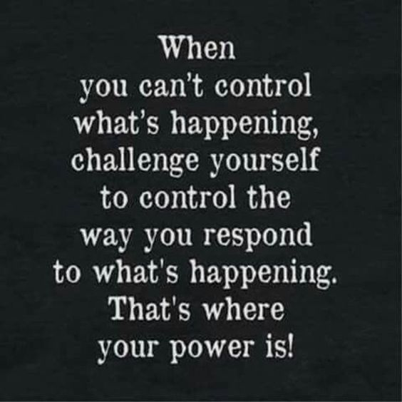 where your power is