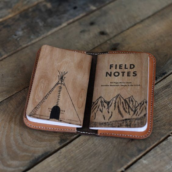 adventure field notes