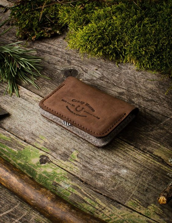 manly wallet