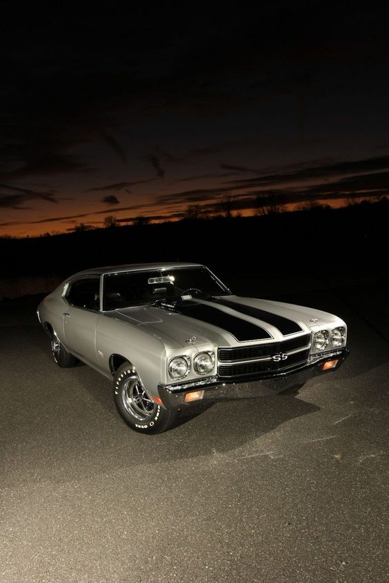 chevelle sunset