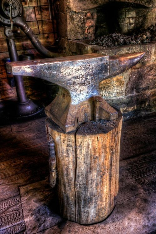 old anvil